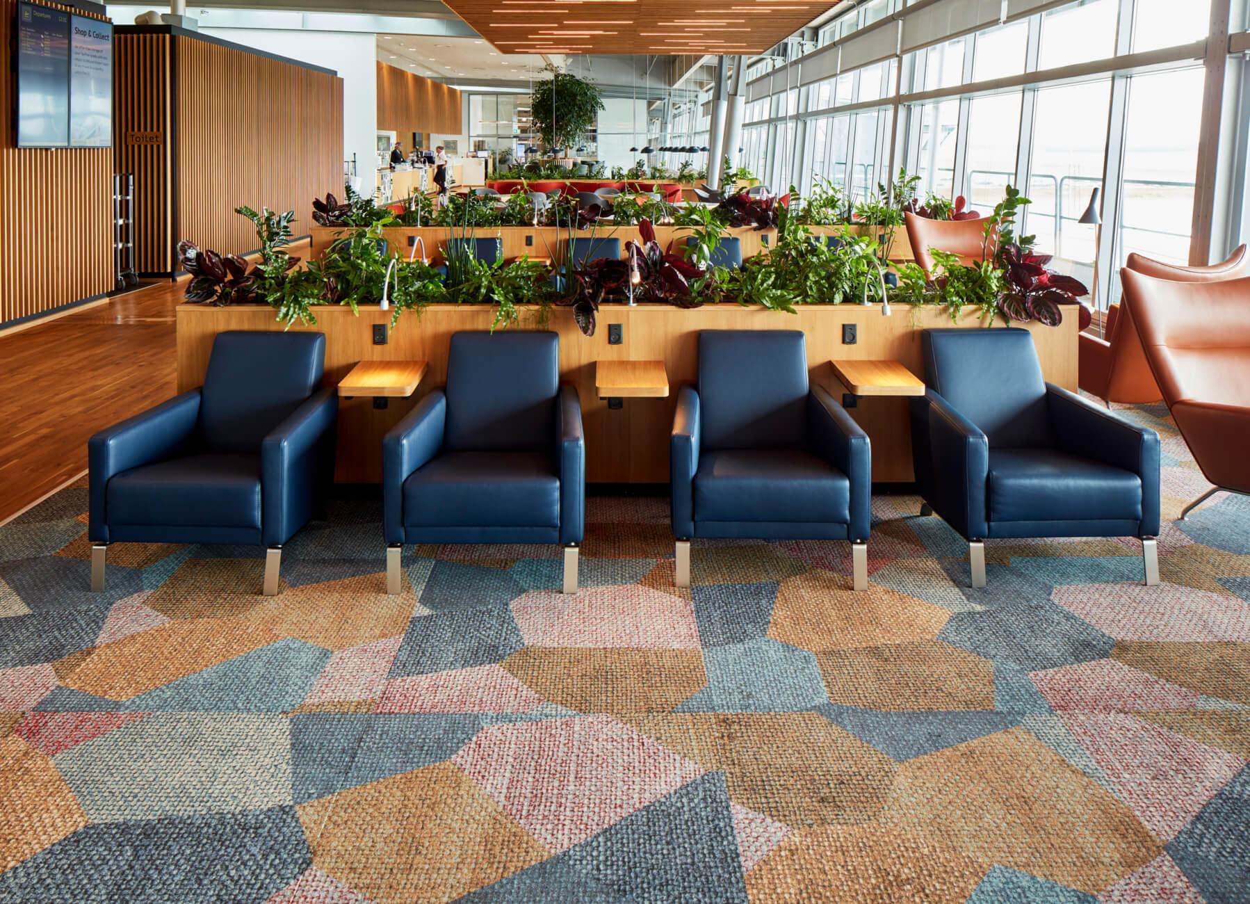 CANVAS COLLAGE-Billund Lufthavn Airport-Denmark