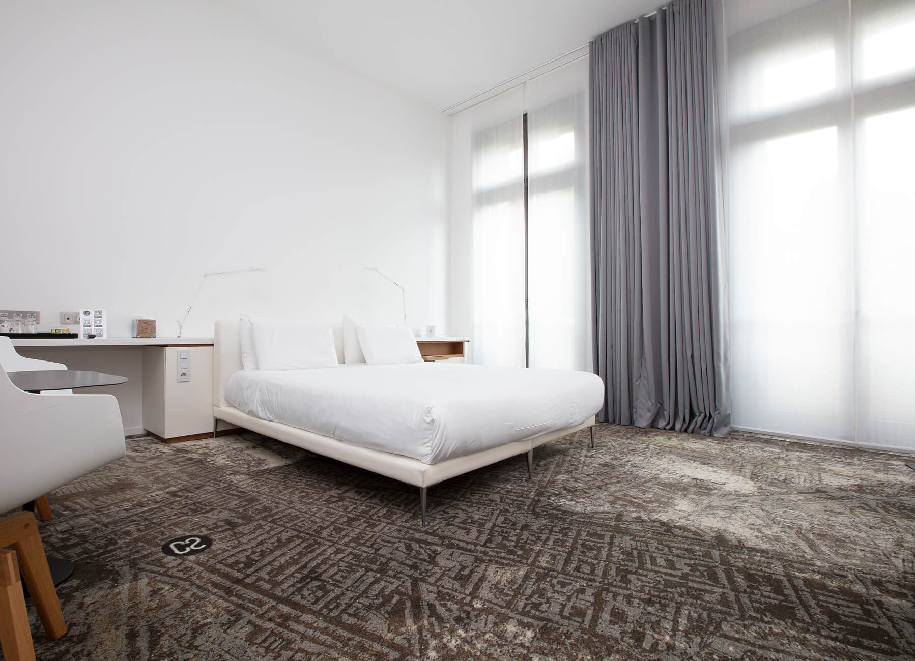 HIGHLINE-Hotel C2 Marseille-France-1