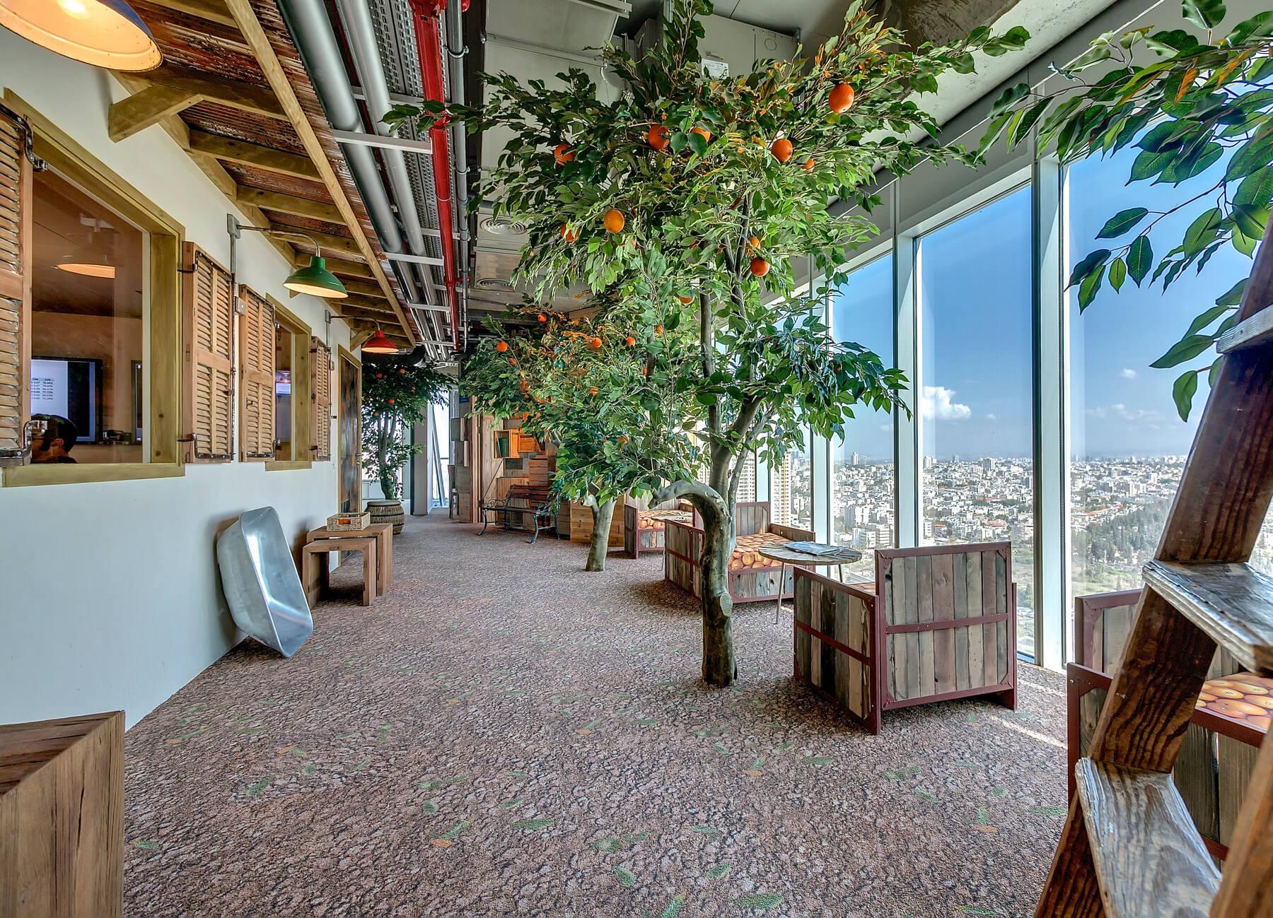 HL NATURE-Google office Tel Aviv-Israel-2