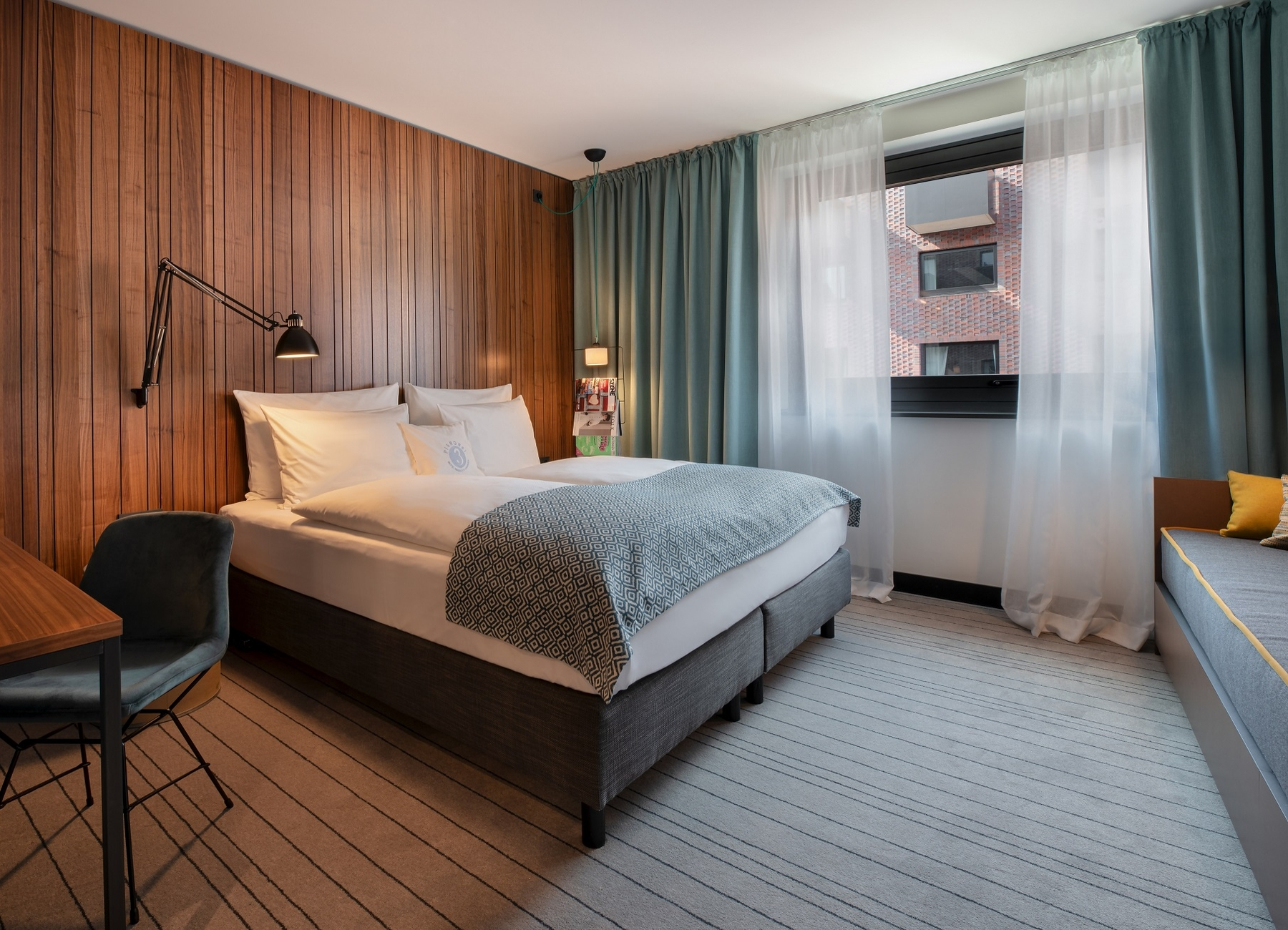 Highline 1100 SPECIAL MADE-Pierdrei Hotel-Germany