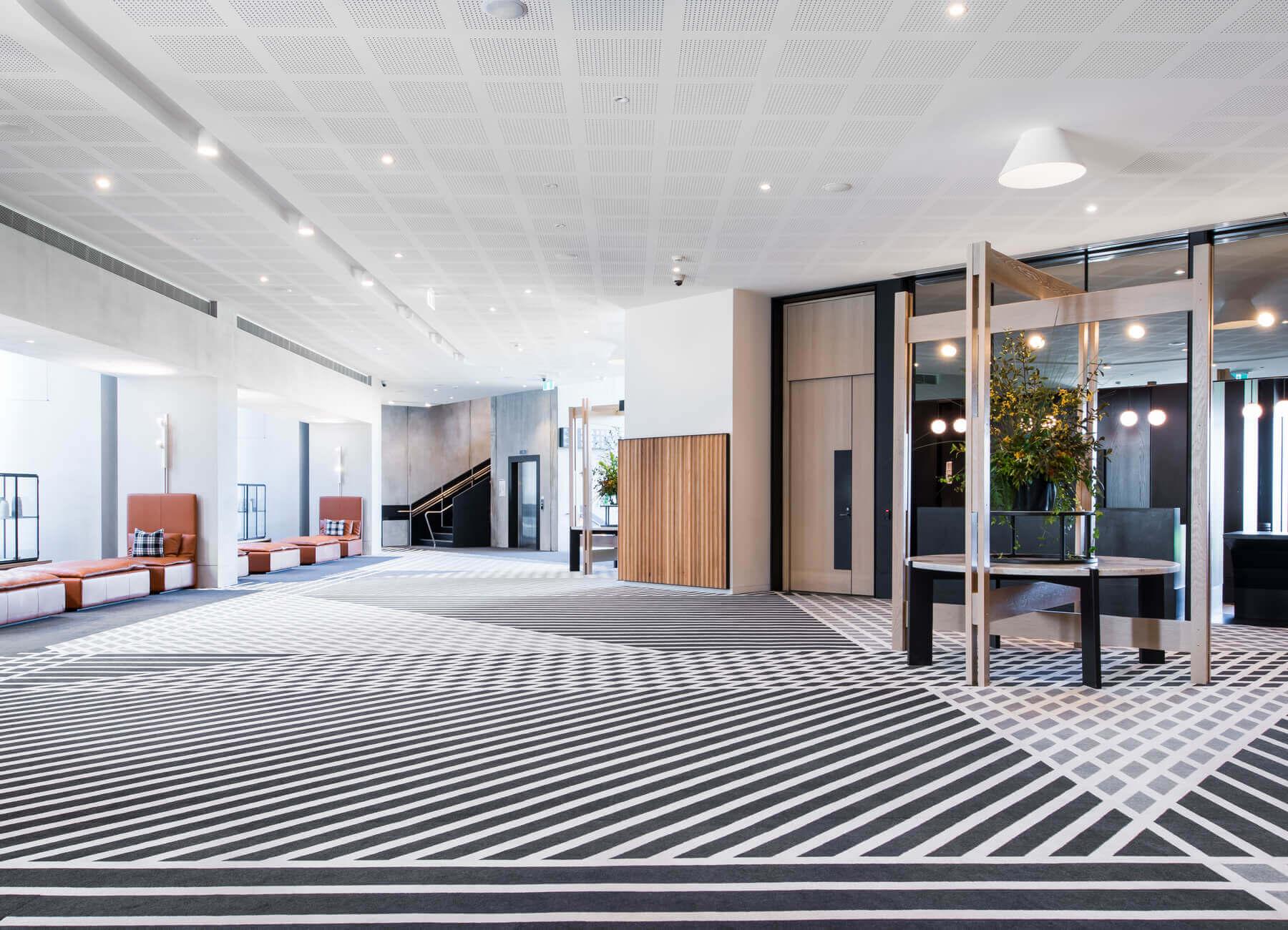 Highline 910 SPECIAL MADE-Olympic Park Community Facility - Collingwood Football Club-Australia